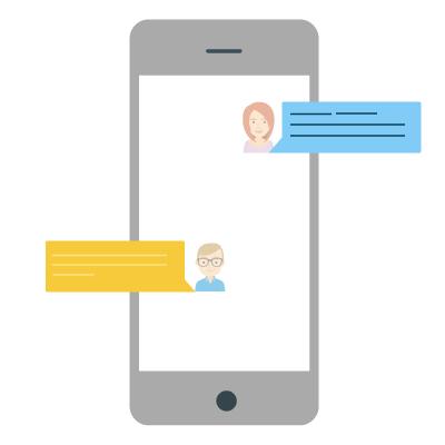 m-commerce in app messages